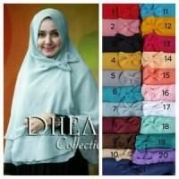 Jual Jilbab / Hijab Syiria Dhea Murah