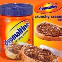 OVOMALTINE CHOCO CRUNCH BREAD SPREAD 400GR