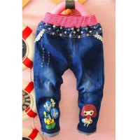 celana jeans panjang anak perempuan girl long jean