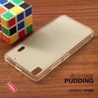 Lenovo A7000 Soft Gel Jelly Silicon Silikon Tpu Case Softcase Clear