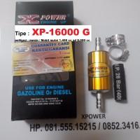 Penghemat BBM Mobil Bensin dan Solar/ Diesel | XPOWER XP 16000 G |