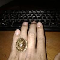 harga batu serat emas bulu macan. mulus, tembus. Tokopedia.com