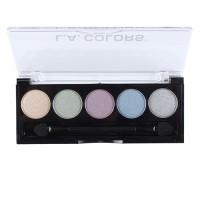 "L.A. Colors ""5 Color Metallic Eyeshadow"""