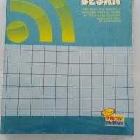 Buku Tulis Kotak Besar Vision