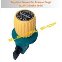 harga Regulator Kompor Gas Tekanan Tinggi - Quantum Qrh-08gb Tokopedia.com