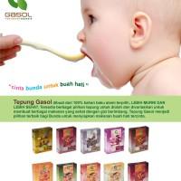 TEPUNG GASOL - Gasol Pertanian Organik - Pure and Healthier