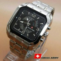 harga Jam Tangan Swiss Army(rolex Gucci Guess Expedition Fossil Casio Tokopedia.com