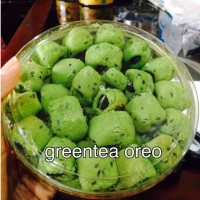 Green Tea Oreo