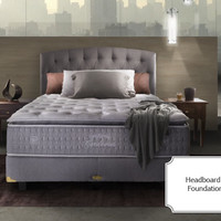 SPRINGBED CENTRAL ARISTOCRATE COLLECTION CORDOVAN