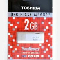 Flashdisk Toshiba 2gb / Flash Disk 2 GB