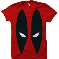 [READY STOCK] Kaos/T-shirt Deadpool Keren Berkualitas