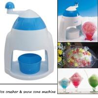 harga ice shaver ice cone machine serutan es manual portable Tokopedia.com