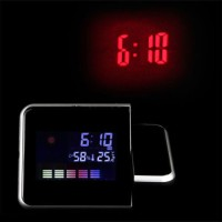 harga Weather + ThermoHygro + Clock Station Projection Clock - ORIGINAL BOX Tokopedia.com