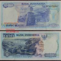 Uang Lama Kuno 1000 Rupiah 1992 Lompat Batu