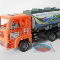 Mainan Mobil Truk / Truck - Truk Tanki Air Minum Pegunungan