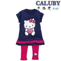 Caluby Hello Kitty Biru tua