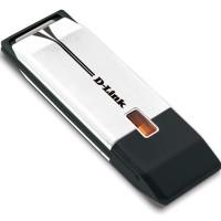 D Link DWA-160 Wireless LAN USB dual band N draft 300/54 Mbps