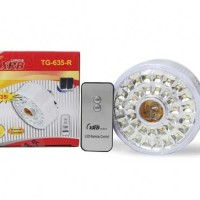 lampu emergency recharger remote 35 Led XRB