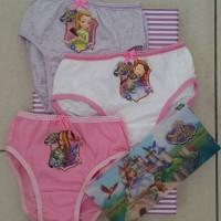 Sofia 3in1 Underwear - Disney Original