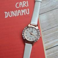 Jam Tangan CK Fashion Putih