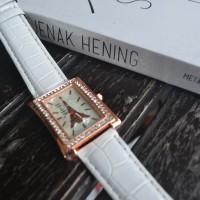 Jam tangan Paris SQ Putih
