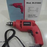 Mesin Bor Drill Modern M-2100C