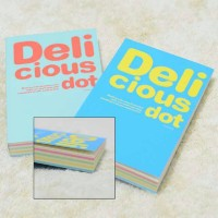 harga buku tulis delicious dot notes Tokopedia.com
