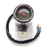 Ampere Amper Bensin Fuel Meter Pengukur Isi Universal