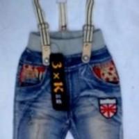 Jeans Import Tali Merah