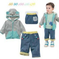 baju anak,jaket dan celana
