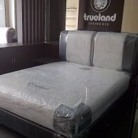 Kasur Busa Trueland Platinum Marble