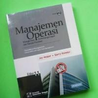 harga manajemen operasi: manejemen keberlangsungan dan rantai pasokan E11 Tokopedia.com