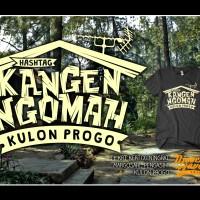Kaos Kulon Progo - Serie Kangen Omah Kulon progo