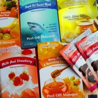 masker QIANSATO di jual per box varian :MILK AND S