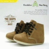 SEPATU BAYI / PREWALKER SHOES by FREDDIE THE FROG - ROCKY BOOTS NO.3