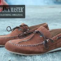Blackmaster casual kulit suade