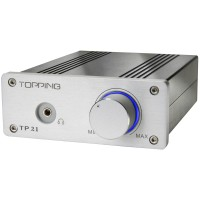 harga Topping Tp21 Class-t Digital Amplifier Tripath Ta2021 With Headphones Tokopedia.com