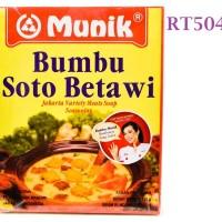 Bumbu Soto Betawi Munik 125gr - RT5042