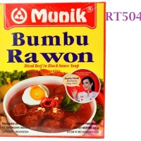 Bumbu Rawon Munik 125gr - RT5043