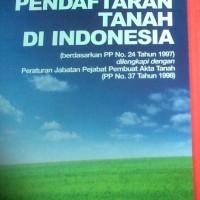 harga Pendaftaran Tanah Di Indonesia, Parlindungan Sh Tokopedia.com