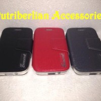 harga Samsung Galaxy Young 2 Flip Case Executive Cover (flip Cover Samsung) Tokopedia.com