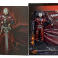 Figure NECA Devil may Cry Dante 30 points articulation