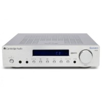 Cambridge Audio Sonata AR30 Integrated Amplifier - Silver