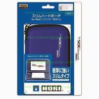 HORI New Nintendo 3DS LL XL Slim Hard Pouch Case (Blue)