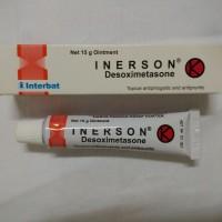 Inerson Ointment / Inerson Salep 15gr - Salep gatal