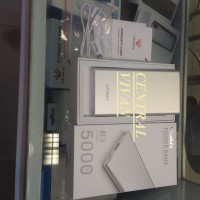 harga powerbank vivan b5 5000mAh super slim garansi resmi 1 tahun Tokopedia.com