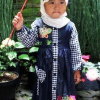 harga Atm225a- Grosir Busana / Baju Muslim / Gamis / Jilbab Ukuran 8,9,10 Tokopedia.com