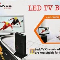 TV Tuner Advance ATV-798FM LCD LED CRT