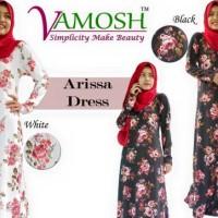 Jual Gamis Payung GPT Arissa by Vamosh Murah