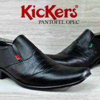 harga Kickers Pantofel Sepatu Kerja Formal Pria Tokopedia.com